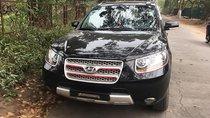Cần bán gấp Hyundai Santa Fe Mlx năm 2008, màu đen, nhập khẩu nguyên chiếc