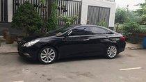 Bán Hyundai Sonata 2.0 AT đời 2011, màu đen, nhập khẩu