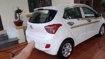 Cần bán lại xe Hyundai Grand i10 năm 2015, màu trắng, nhập khẩu