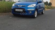 Cần bán Hyundai i10 1.1 AT năm 2009, màu xanh lam, nhập khẩu