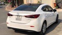 Bán Mazda 3 đời 2017, màu trắng như mới, giá tốt