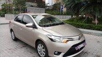 Ô Tô Thủ Đô bán Toyota Vios 1.5 AT 2017, màu ghi vàng, 505 triệu
