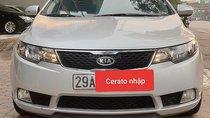 Bán xe Kia Cerato 1.6AT đời 2011, màu bạc, xe nhập