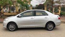 Cần bán xe Toyota Vios E đời 2012, màu bạc