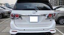 Bán Toyota Fortuner TRD năm sản xuất 2016, màu trắng