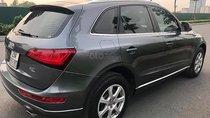 Cần bán Audi Q5 2.0TFSI đời 2012, màu xám, nhập khẩu