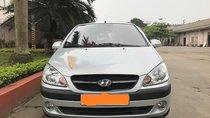 Cần bán Hyundai Getz 1.1 MT đời 2009, màu bạc, nhập khẩu nguyên chiếc chính chủ