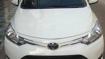 Cần bán Toyota Vios 2018, màu trắng như mới
