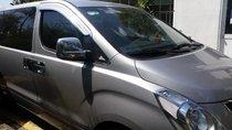 Bán xe Hyundai Starex 2.5D MT 9 chỗ năm 2013, màu bạc, nhập khẩu nguyên chiếc
