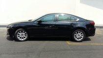 Bán Mazda 6, 2.0, màu đen, đời 2018, mới 95%, xe chính chủ, may mắn