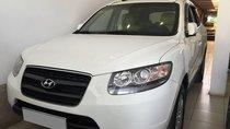 Cần bán xe Hyundai Santa Fe sản xuất 2010, màu trắng, giá chỉ 392 triệu