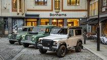 SUV dựa trên Land Rover Defender sẽ sử dụng động cơ BMW khi trình làng năm 2021