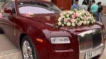 Đám cưới khủng tại Hà Nội với sự xuất hiện của Rolls-Royce Ghost biển ngũ quý 1
