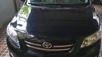 Cần bán lại xe Toyota Corolla altis sản xuất năm 2010, màu đen còn mới