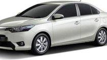 Cần bán lại xe Toyota Vios sản xuất năm 2017 còn mới, 450 triệu