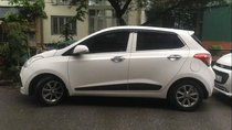 Cần bán gấp Hyundai Grand i10 sản xuất 2015, màu trắng, nhập khẩu số tự động, giá chỉ 355 triệu