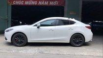 Cần bán lại xe Mazda 3 sản xuất năm 2016, màu trắng chính chủ