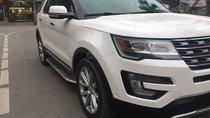 Bán Ford Explorer 2016, Đk 2017 nhập khẩu, màu trắng ít đi