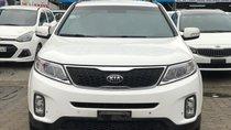 Bán xe Kia Sorento AT 2016 số tự động, màu trắng, giá tốt