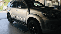 Bán Toyota Fortuner Sportivo máy dầu, số sàn 2014