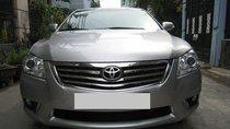 Bán gấp Toyota Camry 2.4G tự động 2011 màu bạc, zin nguyên