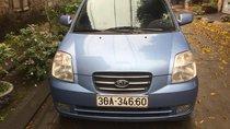 Cần bán xe Kia Morning EX năm 2008 màu xanh lam, giá 128 triệu