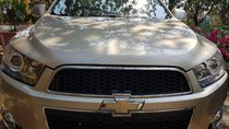 Bán Chevrolet Captiva năm sản xuất 2012, màu vàng