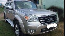 Cần bán gấp Ford Everest 2010, màu bạc như mới, giá chỉ 525 triệu