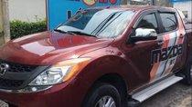 Bán ô tô Mazda BT 50 năm sản xuất 2012, màu đỏ, nhập khẩu số tự động
