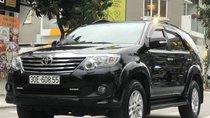 Cần bán Toyota Fortuner năm 2012, màu đen