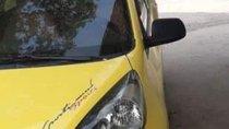 Cần bán gấp Kia Morning 2013, màu vàng, xe đẹp
