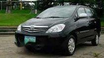 Bán Toyota Innova đời 2009, màu đen, giá chỉ 250 triệu