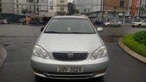 Bán Toyota Corolla Altis 1.8MT đời 2004, màu bạc chính chủ, xe còn rất mới và đẹp