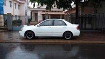 Cần bán lại xe Kia Cerato đời 2008, màu trắng giá cạnh tranh