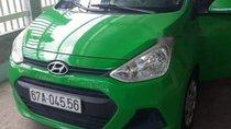 Cần bán gấp Hyundai Grand i10 MT đời 2015, nhập khẩu, zin đẹp