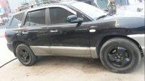 Bán xe Hyundai Santa Fe đời 2003, màu đen, nhập khẩu, giá chỉ 260 triệu