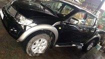 Bán xe Mitsubishi Triton 2011, màu đen, xe nhập xe gia đình