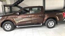 Bán Nissan Navara EL 2.5 AT 2WD 2018, màu nâu, nhập khẩu nguyên chiếc