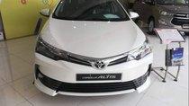 Bán xe Toyota Corolla altis 1.8G sản xuất 2019, màu trắng