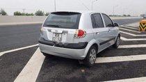 Bán xe Hyundai Getz năm 2010, màu bạc số sàn