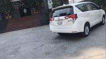 Bán lại xe Toyota Innova sản xuất năm 2017, màu trắng, nhập khẩu