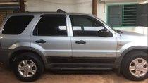 Cần bán xe Ford Escape 2002, màu bạc, nhập khẩu số tự động, 175tr