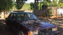 Bán xe Toyota Cressida 2.5 sản xuất năm 1987, màu đỏ, nhập khẩu