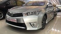 Cần bán Toyota Corolla Altis 2.0V đời 2015, màu bạc
