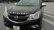 Bán xe Mazda BT 50 2016, màu đen, xe nhập, giá 580tr