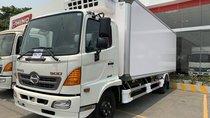 Bán xe tải Hino thùng đông lạnh 6 tấn, giá tốt