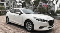 Bán xe Mazda 3 năm 2018 màu trắng, giá chỉ 677 triệu