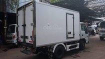Bán xe tải đông lạnh Isuzu tải trọng 1.990kg, Isuzu chạy hàng thành phố