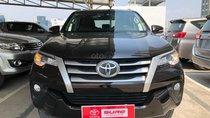 Bán Toyota Fortuner 2.4G sản xuất 2017, màu nâu, nhập khẩu nguyên chiếc