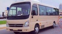 Hyundai New County SL 2018, thiết kế mới mẻ, sang trọng, hiện đại, giảm giá ưu đãi